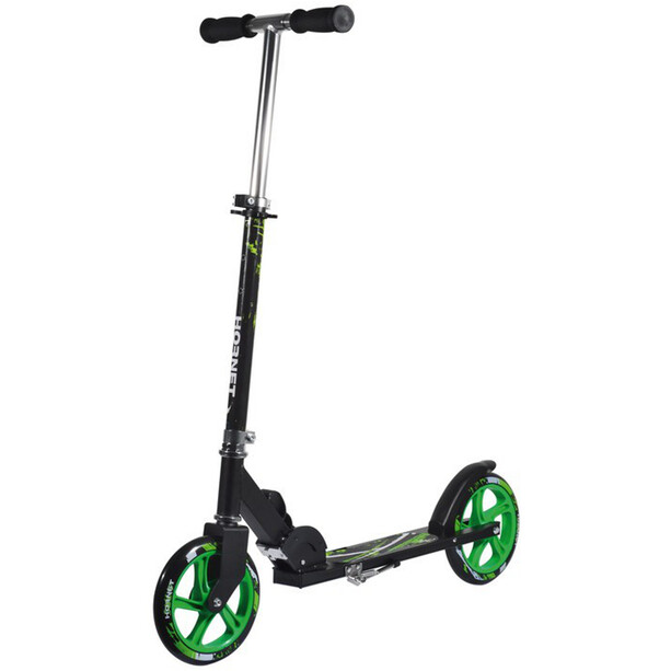 HUDORA Hornet City Scooter Barn neon green