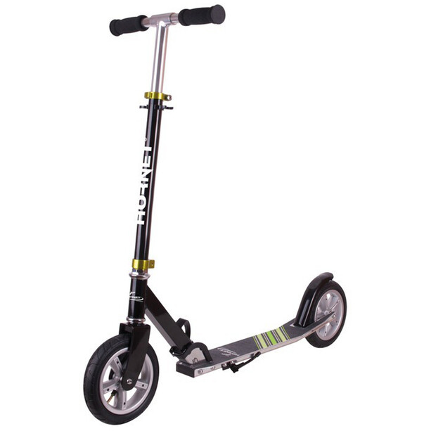 HUDORA Hornet City Scooter Barn black/green