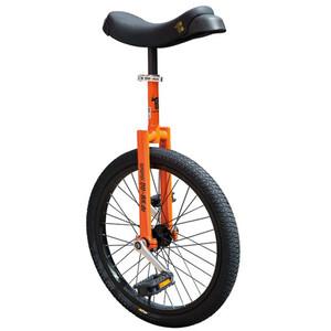 QU-AX Luxus Einrad orange/schwarz orange/schwarz