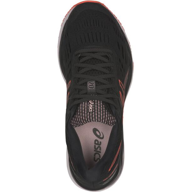 asics Gel-Cumulus 20 Schuhe Damen black/flash coral
