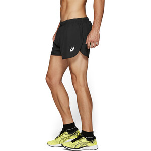 asics Silver Split Shorts Herren performance black performance black