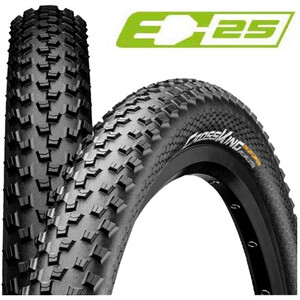 "Continental Cross King II Performance 2.0 Folding Tyre 27.5"" black black"