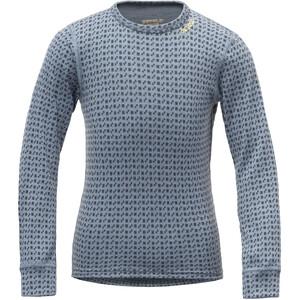 Devold Islender T-shirt Enfant, bleu bleu
