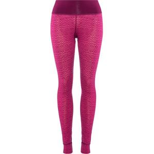 Devold Vams Lange Unterhose Damen pink pink