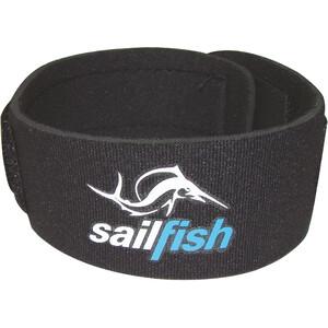 sailfish Chipband schwarz schwarz
