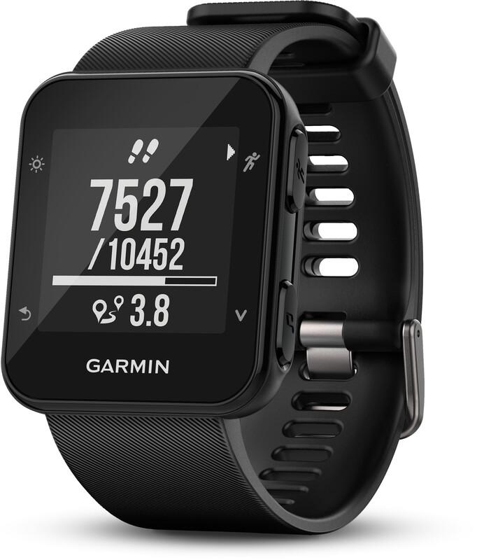 Forerunner 35 GPS Laufuhr schwarz 2018 Laufuhren & Brustgurte