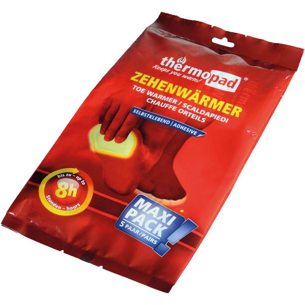 Thermopad Zehenwärmer 5 Paar