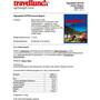 Travellunch Daypack Standard Outdoor Mahlzeit 7/10 Stück Warme Regionen