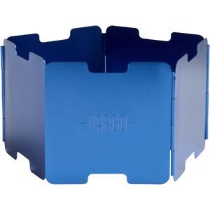 Vargo Aluminium Windschutz blau blau