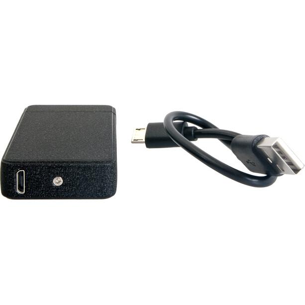 Basic Nature Arc USB Feuerzeug schwarz