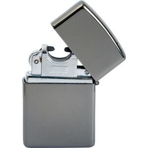Basic Nature Arc USB Feuerzeug grau grau