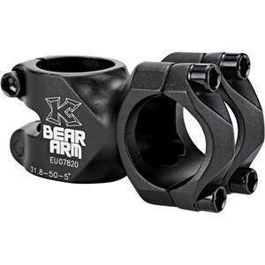 KCNC Bear Arm C Stilk Ø31,8mm Svart Svart