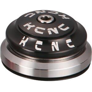 """KCNC KHS-PT1860 Headset tapered 1 1/8""""-1,5"""" integrated svart svart"""
