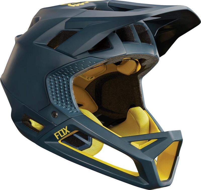 Fox Proframe Mink Helmet Men midnight S   52-56cm 2018 Fahrradhelme