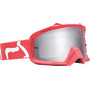 Fox Air Space Race Goggles red