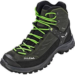SALEWA Hike Trainer GTX Middelhoge Schoenen Heren, zwart/groen zwart/groen