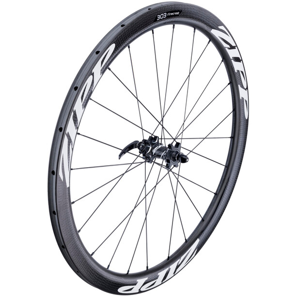 "Zipp 303 Firecrest 28"" Front Wheel Disc Tubular black"