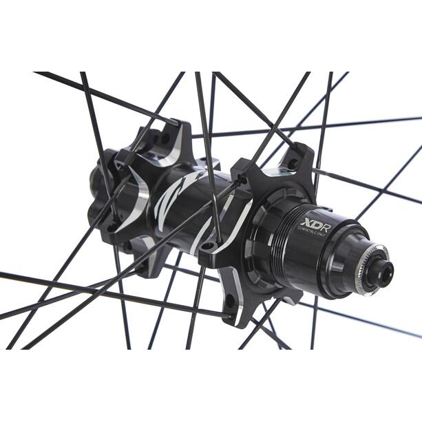 """Zipp 303 Firecrest 28"""" Takapyörä Disc Tubular SRAM XD, black"""