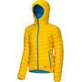 Ocun Tsunami Jacke Damen yellow/blue