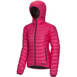 Ocun Tsunami Jacke Damen pink/braun pink/braun