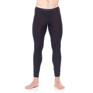 Icebreaker 175 Everyday Leggings mit Eingriff Herren black black