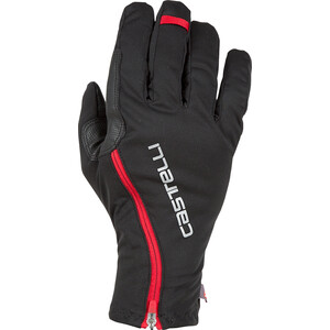 Castelli Spettacolo Ros Handschuhe black/red black/red