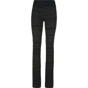 E9 Leg Hemp Pants Dam black black