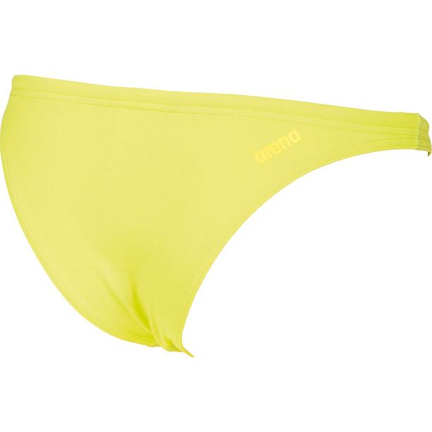 arena Free Slip Damen soft green-yellow star