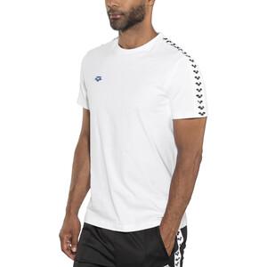 arena Team T-Shirt Herren white-white-black white-white-black