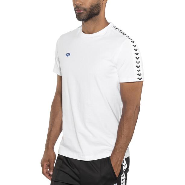arena Team T-Shirt Herren white-white-black