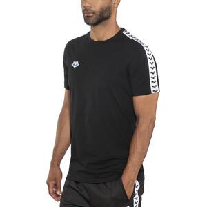 arena Team T-Shirt Herren black-white-black black-white-black
