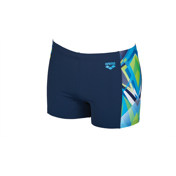 arena Engineered Shorts Herren turquoise-navy