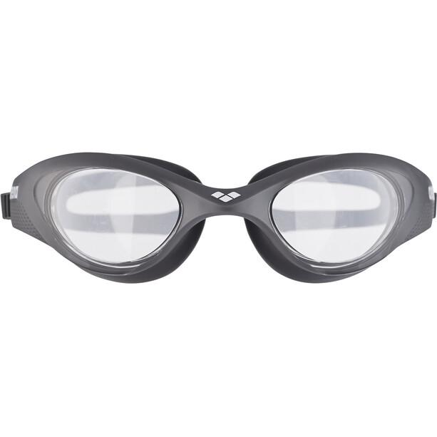 arena The One Goggles white-black