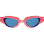 arena The One Goggles Kinder lightblue-red-blue