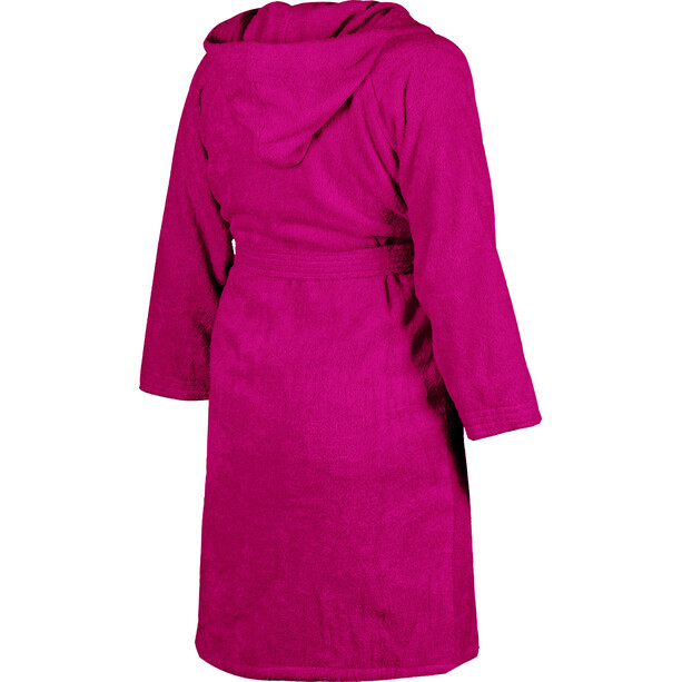 arena Zodiaco Bathrobe Barn fuchsia-white
