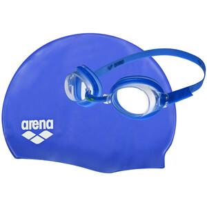 arena Pool Set Kinder blue-clear-blue-white blue-clear-blue-white