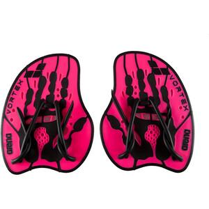 arena Vortex Evolution Handpaddel pink/schwarz pink/schwarz