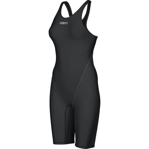 arena Powerskin St 2.0 Short Leg Open Combinaison courte Femme, noir