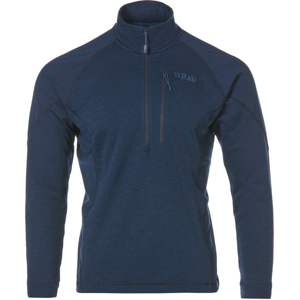 Rab Nucleus Pull-On Pullover Herren deep ink