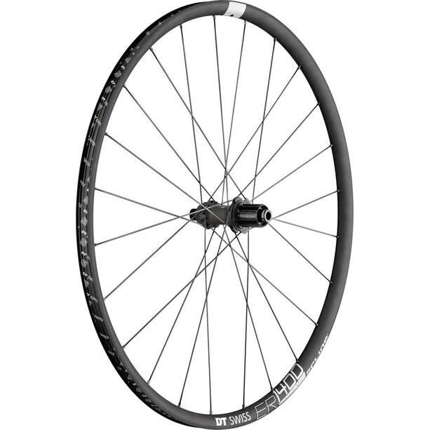 DT Swiss ER1400 Spline DB 21 Rear Wheel CL 142/12mm TA Shimano svart