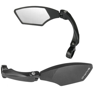 M-Wave Spy Space Bike Mirror svart svart