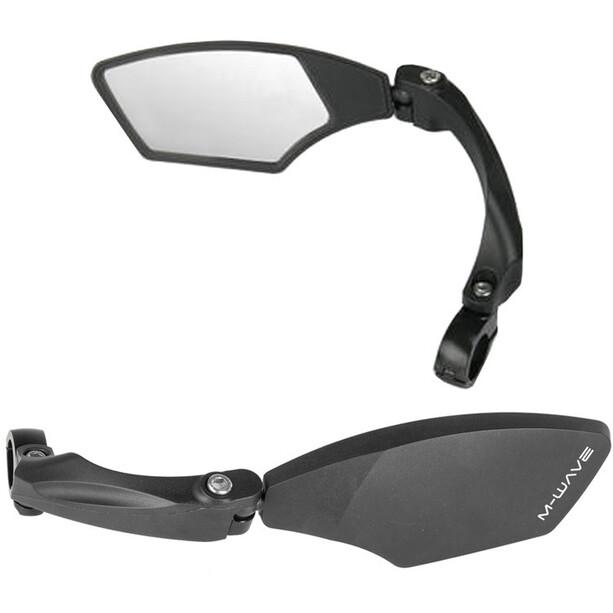 M-Wave Spy Space Bike Mirror svart