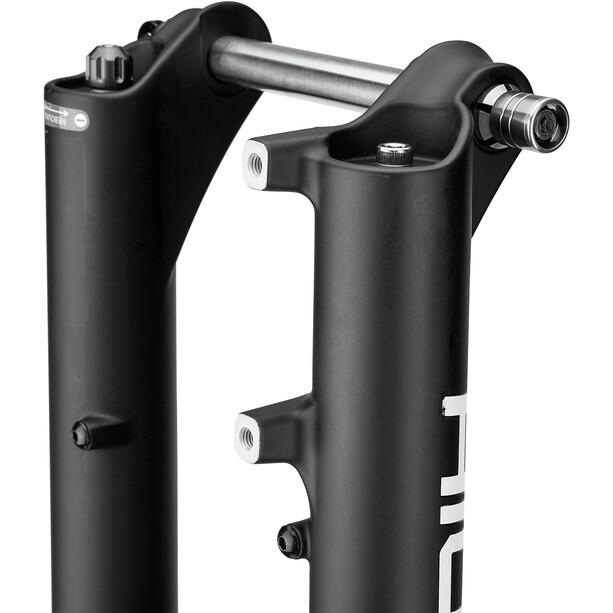 """SR Suntour SF18 Aion35 Boost RLR Federgabel 27.5+/29"""" tapered 130mm 15x110mm schwarz matt"""