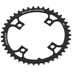 STRONGLIGHT E-Bike Plateau Bosch Gen1/3, Brose, noir noir