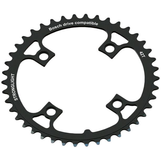 STRONGLIGHT E-Bike Plateau Bosch Gen1/3, Brose, noir