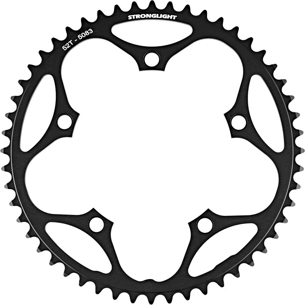 STRONGLIGHT Type 130 S Chainring Outside 9/10-speed black
