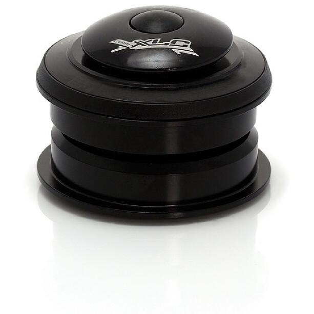 "XLC Comp A HS-I02 Ahead Steuersatz Ø30mm 1 1/8"" cone semi integriert schwarz"