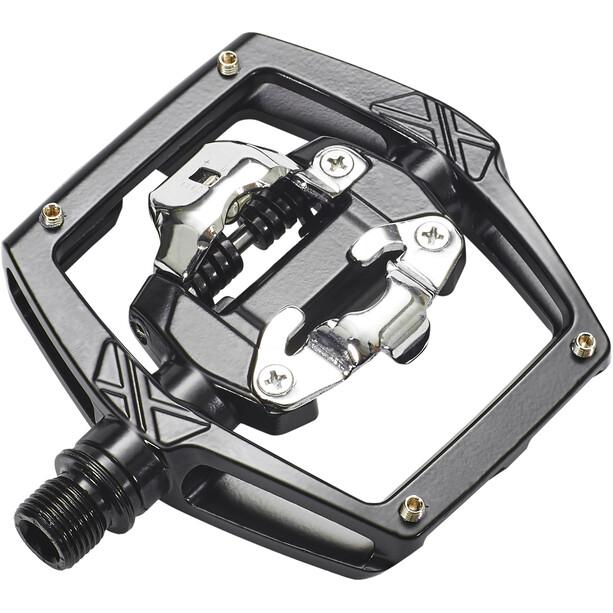 XLC PD-S24 Systempedale schwarz
