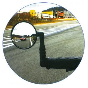 XLC X-Safe Sykkel speil for styreenden