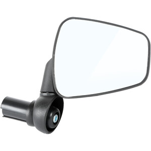 Zefal Dooback 2 Bike Mirror For inside clamping right ブラック